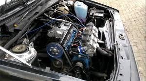 VW MK2 GOLF (RUNNING 2.0 BLOCK AND MK4 GOLF XFLOW HEAD ON FZR1 ...