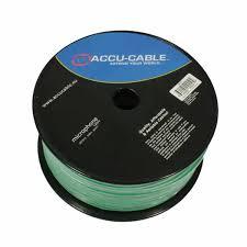 <b>Микрофонный кабель American DJ</b> AC-MC/100R-GR