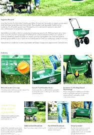 Scotts Spreader Settings Conversion Chart Eseosearch Co