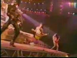 """Crazy <b>Crazy Nights</b>"" music video shoot - August 8, 1987 - YouTube"