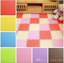 hot baby mat eva foam interlocking exercise gym floor play mats protective tile flooring carpets 30x30 cm jc232 playmat foam sponge play mats from