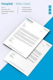 010 Fabulous Hospital Letterhead Template Download Free