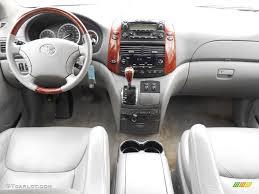 2005 Toyota Sienna XLE Limited AWD Dashboard Photos | GTCarLot.com