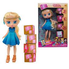 Купить <b>куклу 1Toy Boxy Girls</b> Willa 20 см. с аксессуарами в 4-х ...