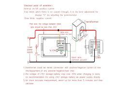 drok dc voltmeter ammeter dual display drok 100386 diagram
