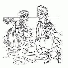25 Printen Frozen Kleurplaat Mandala Kleurplaat Voor Kinderen
