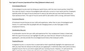 Functional Resume How To Write A Functional Resume Fishingstudio 90
