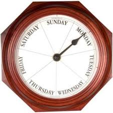 retirement gift day clock 2