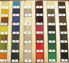 Acrylic Sheet Colors Coloring Pages