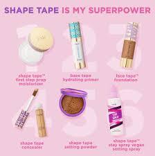Face Tape Foundation