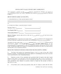 Payment Contract Template Free