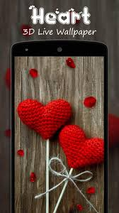 Heart 3D Live Wallpaper for Android ...