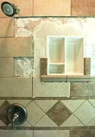 shampoo niche shower soap holder bathroom shampoo shelf dish niche recessed tile suction cups