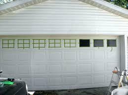 garage door window inserts replacement garage door window inserts replacements