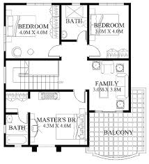 unique philippine house design with floor plan or house plan design floor plan balcony and family beautiful philippine house design
