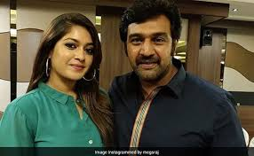Late Actor Chiranjeevi Sarja's Wife Meghana Raj Welcomes Baby Boy