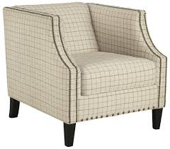 nailhead trim accent chair. Delighful Nailhead Signature Design By Ashley Kieran Accent Chair  Item Number 4400022 And Nailhead Trim