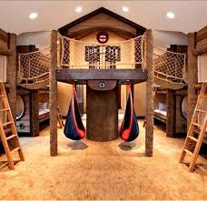 19 Amazing Dream Playrooms