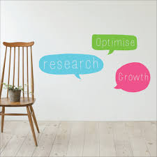 office wall pictures. Personalised Keyword Bubble Wall Stickers Office Pictures I