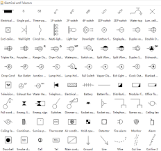Electrical Drawing Symbols At Paintingvalley Com Explore