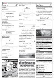 De Toren Week 49 2016 By Weekblad De Toren Issuu
