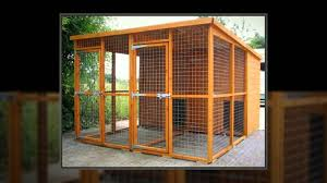 homemade dog kennels 2. Homemade Dog Kennels 2 A