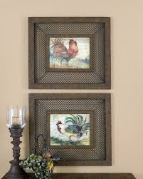 shabby french country tuscan le rooster