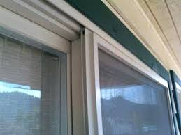 remove sliding door cannot figure out how to remove screen door fixing sliding glass door rollers