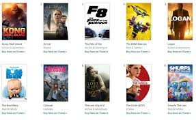 The Top 10 Movies On The Itunes Store Convert Itunes