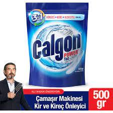 Calgon Çamaşır Makinesi Kireç Önleyici Toz 500 gr Fiyatı