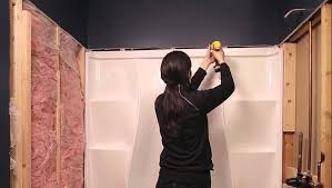 how to install a fiberglass bathtub are shower wall panels er than tile factors you need