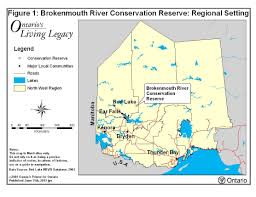 River Statement ca Ontario Reserve Conservation Brokenmouth Management