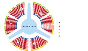 Le Reve Seating Chart Wynn Las Vegas Encore Resort Fun