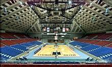 Macon Auditorium Seating Chart Macon Coliseum Wikipedia