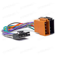 audiovox 20 pin car stereo radio iso f wiring harness connector image is loading audiovox 20 pin car stereo radio iso f