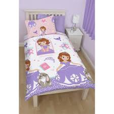 Sofia The First Bedroom Princess Sofia The First Academy Bed Linen Great Kidsbedrooms