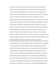 ethics essay fin unilever s sustainable living plan  2 pages ch 9 ethics fin303
