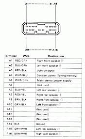 1987 honda civic radio wiring diagram wiring diagram 1990 honda civic radio wiring diagram and hernes