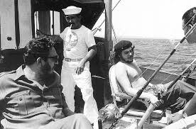 「1956, castro and guevara landed cuba by boat」の画像検索結果