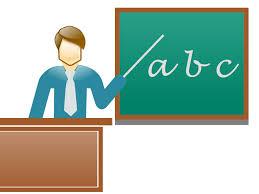 Teacher Powerpoint Teacher Professor Backgrounds Educational Templates Free Ppt