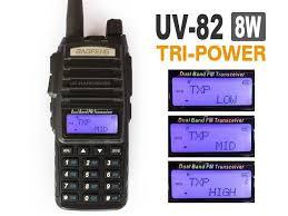 Купить <b>рацию Baofeng uv 82</b> мощность 8 Watt по низкой цене с ...