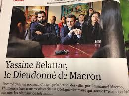 """Résultat de recherche d'images pour """"belattar Macron"""""""