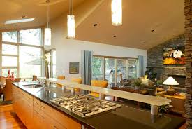 Living Room And Kitchen Great Room Kitchen Design Ideas Kitchen And Decor