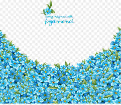 Wedding Invitation Background Blue Wedding Invitation Background Png Download 1042 892 Free
