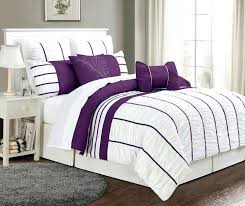 white and purple bedding sets contemporary bedroom with modern bedding sets queen white purple striped comforter white and purple bedding