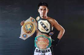 """เดชฤทธิ์ เสถียรมวยไทย"""" เสียบแทน """"จามาล"""" ในฐานะคู่ชิงแชมป์โลก """"เพชรมรกต"""" -  ONE Championship – บ้านแห่งศิลปะการต่อสู้"""