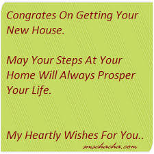 New Home Quotes Custom Congratulations On New House Juvecenitdelacabreraco