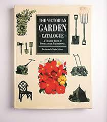 Small Picture Victorian Gardens in Print Garden Design