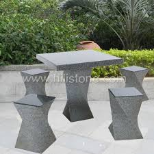 stone furniture table bench 4