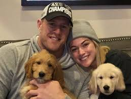 Sign up for the free stathead newsletter and get scores, news and notes in your inbox every day. Jj Watt S Wife Kealia Makes Big Change To Name On Her Jersey